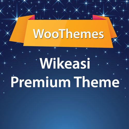 WooThemes Wikeasi Premium Theme
