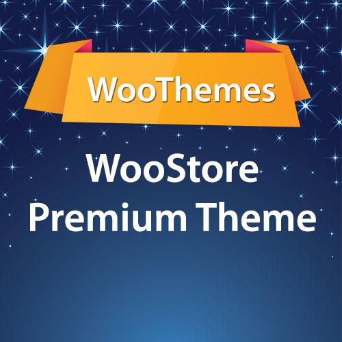 WooThemes WooStore Premium Theme