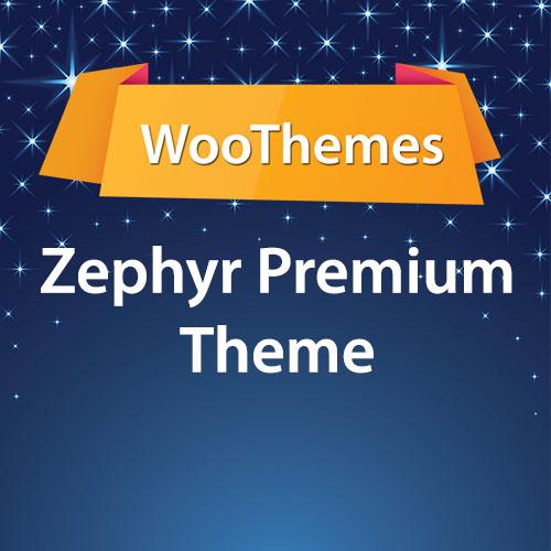 WooThemes Zephyr Premium Theme