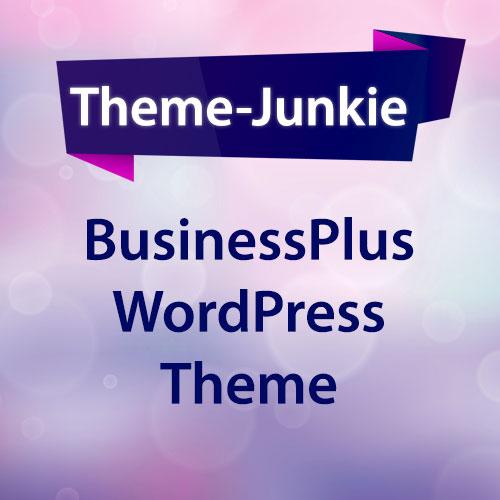 BusinessPlus WordPress Theme