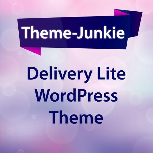 Delivery Lite WordPress Theme