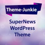SuperNews WordPress Theme