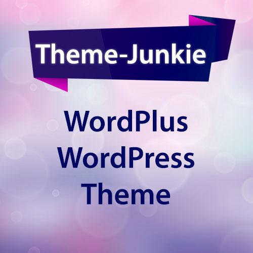 WordPlus WordPress Theme