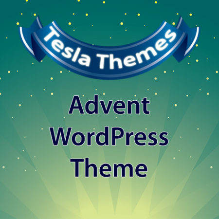 Tesla Themes Advent WordPress Theme