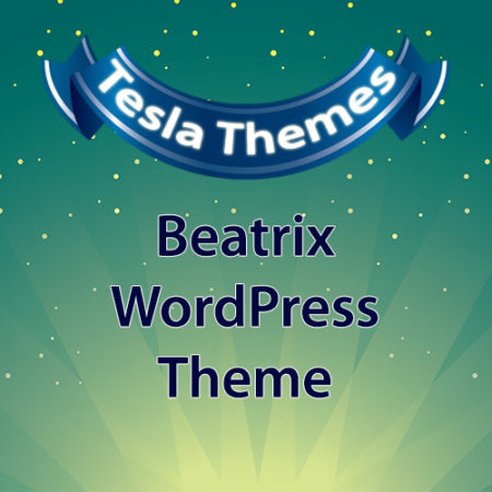 Tesla Themes Beatrix WordPress Theme