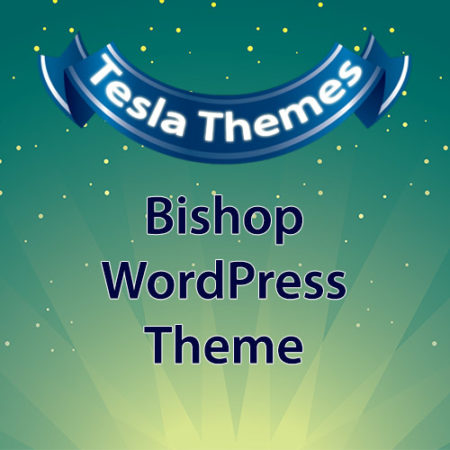 Tesla Themes Bishop WordPress Theme