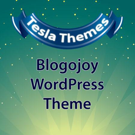 Tesla Themes Blogojoy WordPress Theme