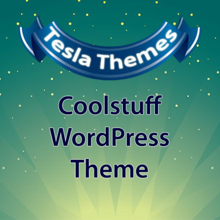 Tesla Themes Coolstuff WordPress Theme