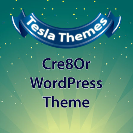 Tesla Themes Cre8Or WordPress Theme