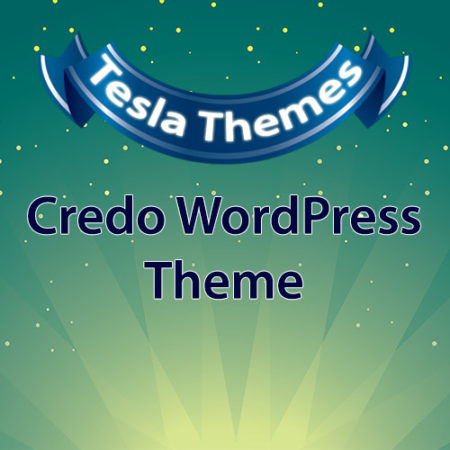 Tesla Themes Credo WordPress Theme