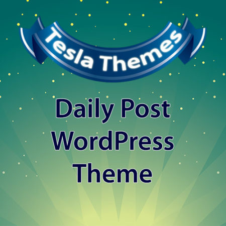 Tesla Themes Daily Post WordPress Theme
