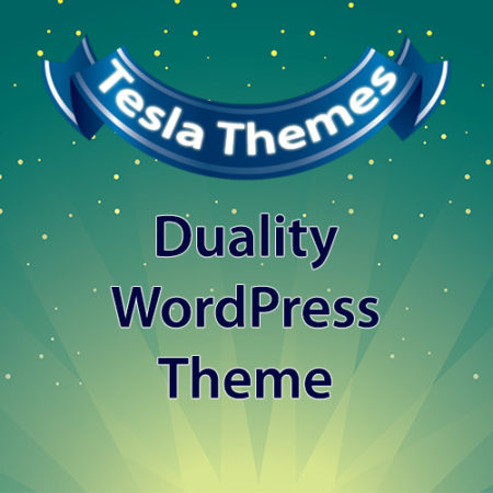 Tesla Themes Duality WordPress Theme