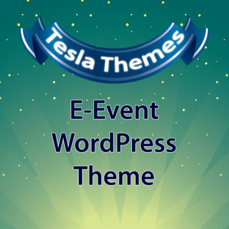 Tesla Themes E-Event WordPress Theme