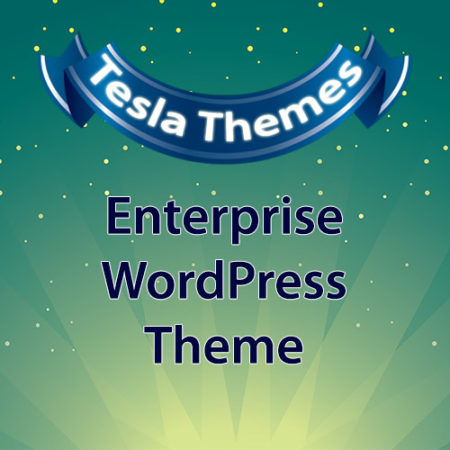 Tesla Themes Enterprise WordPress Theme