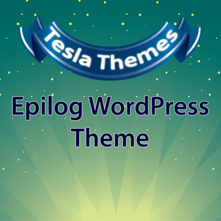 Tesla Themes Epilog WordPress Theme