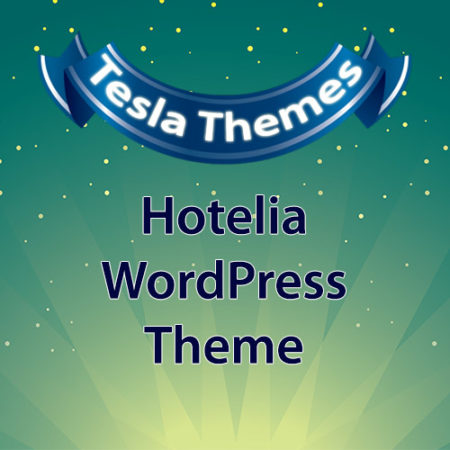 Tesla Themes Hotelia WordPress Theme
