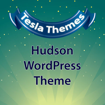 Tesla Themes Hudson WordPress Theme