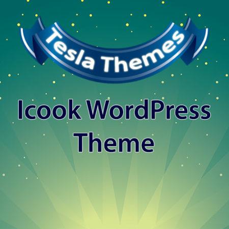 Tesla Themes Icook WordPress Theme