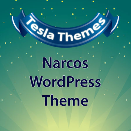 Tesla Themes Narcos WordPress Theme