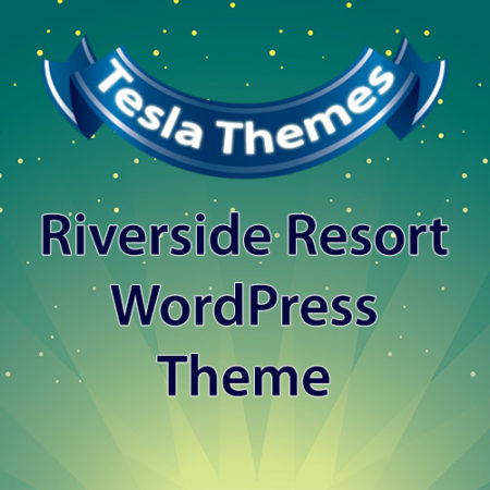 Tesla Themes Riverside Resort WordPress Theme