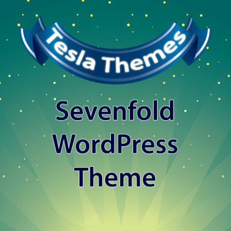 Tesla Themes Sevenfold WordPress Theme
