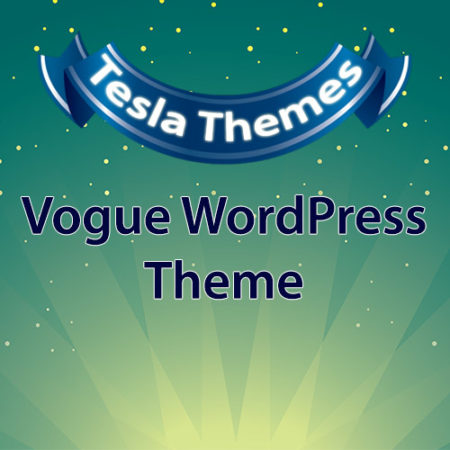 Tesla Themes Vogue WordPress Theme