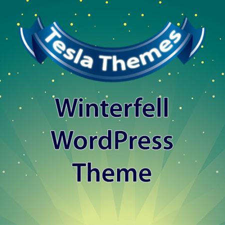 Tesla Themes Winterfell WordPress Theme