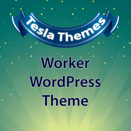 Tesla Themes Worker WordPress Theme