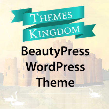 Themes Kingdom BeautyPress WordPress Theme