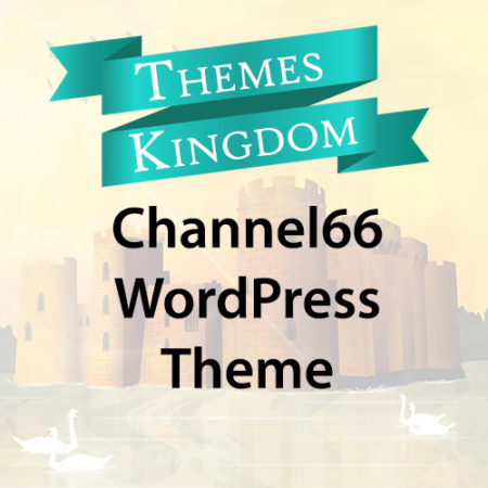 Themes Kingdom Channel66 WordPress Theme