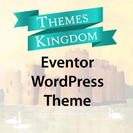 Themes Kingdom Eventor WordPress Theme