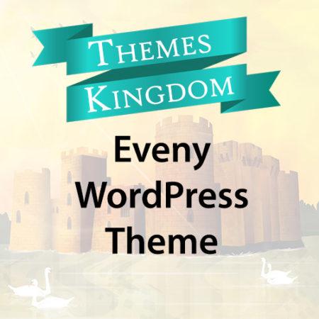 Themes Kingdom Eveny WordPress Theme