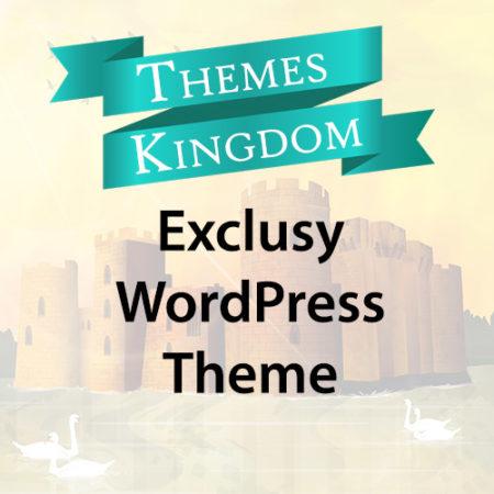 Themes Kingdom Exclusy WordPress Theme