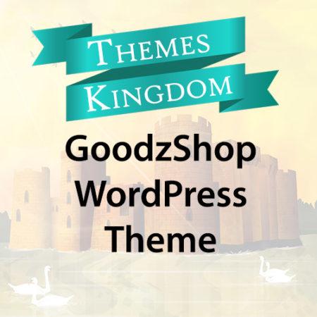 Themes Kingdom GoodzShop WordPress Theme