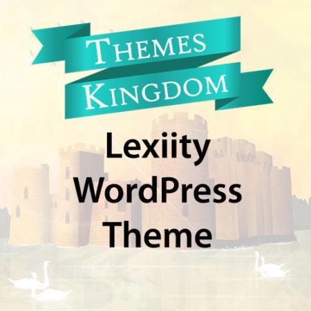 Themes Kingdom Lexiity WordPress Theme
