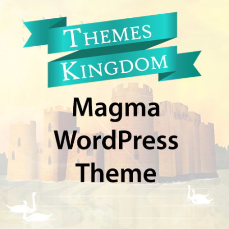 Themes Kingdom Magma WordPress Theme