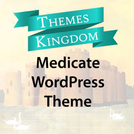 Themes Kingdom Medicate WordPress Theme
