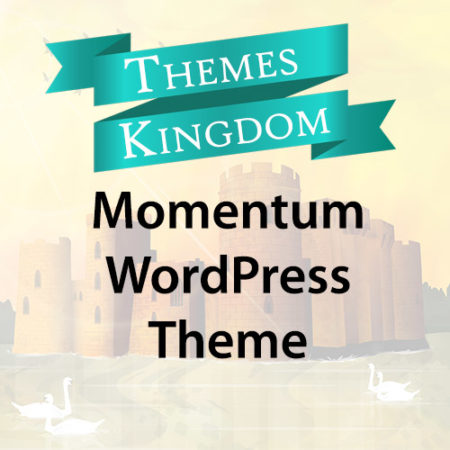Themes Kingdom Momentum WordPress Theme