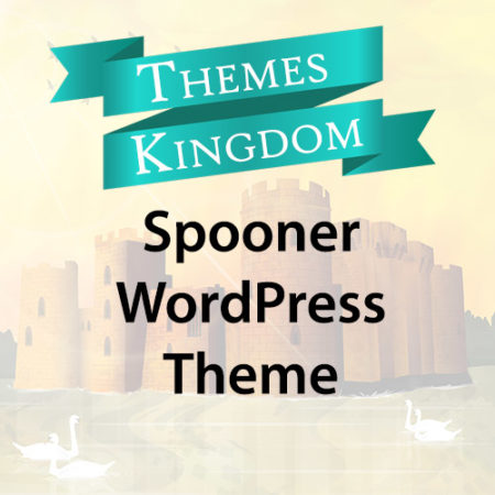 Themes Kingdom Spooner WordPress Theme