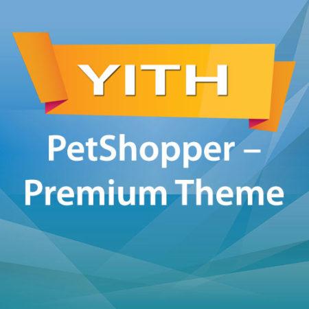 Yithemes PetShopper - Premium Theme