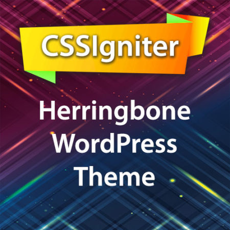 CSSIgniter Herringbone WordPress Theme