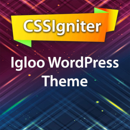 CSSIgniter Igloo WordPress Theme
