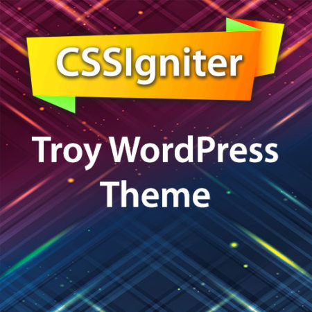 CSSIgniter Troy WordPress Theme