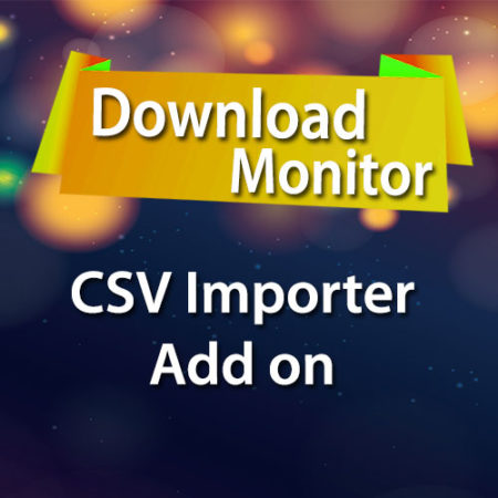 Download Monitor CSV Importer Add on