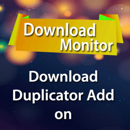 Download Monitor Download Duplicator Add on