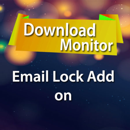 Download Monitor Email Lock Add on