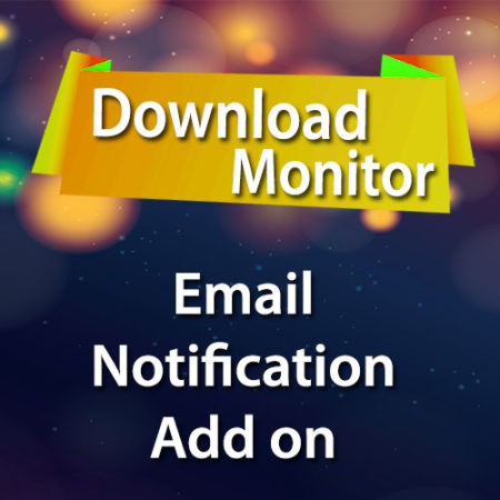 Download Monitor Email Notification Add on