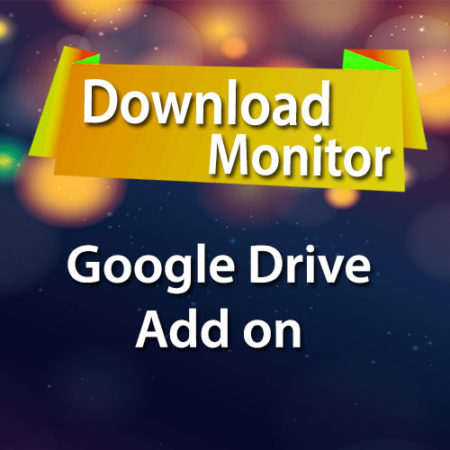 Download Monitor Google Drive Add on