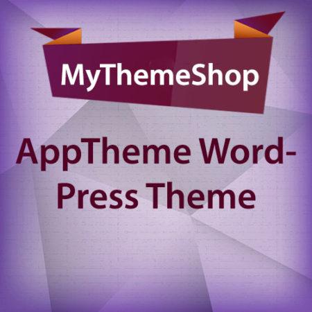 MyThemeShop AppTheme WordPress Theme