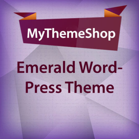 MyThemeShop Emerald WordPress Theme